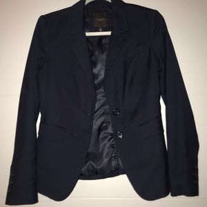 Limited Collection Navy Suit Jacket Size 2